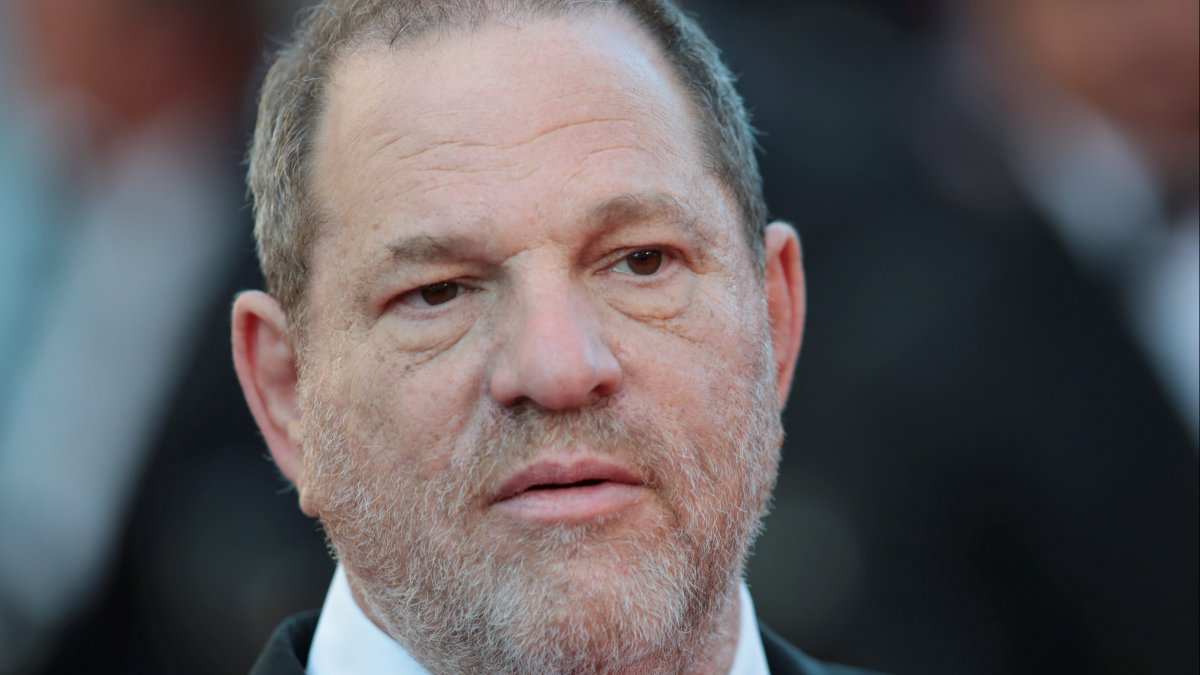 Harvey Weinstein à Cannes en 2015. / © Maxppp