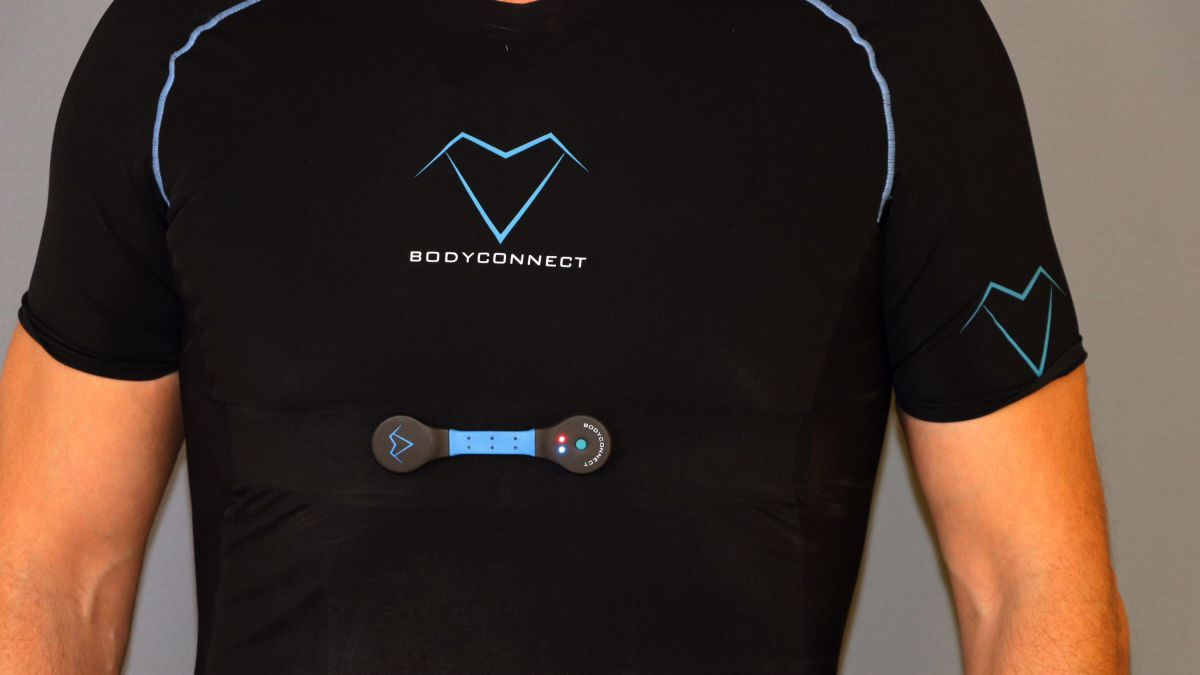 t shirt connecte