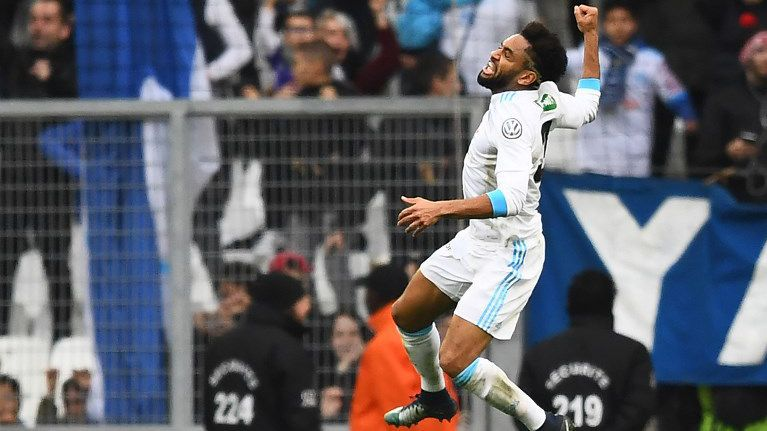 Jordan Amavi, le 7 janvier (Marseille- Valenciennes) / © Photo AFP