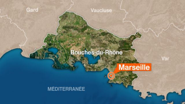 Marseille : accident mortel à Saint-Marcel