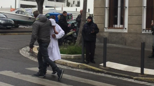 VIDEO EXCLUSIVE. Un forcené interpellé par le Raid à Marseille, sans faire de blessé