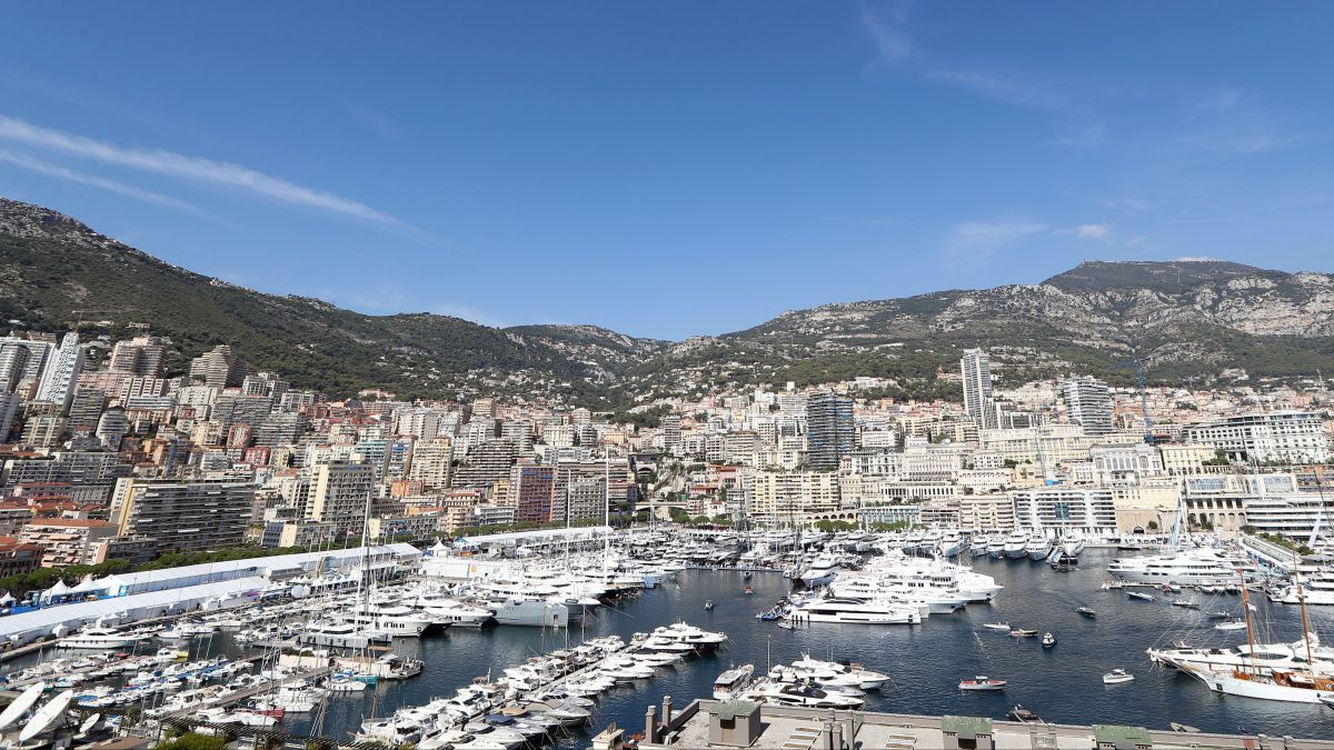 Le port de Monaco (Archives) / © VALERY HACHE / AFP