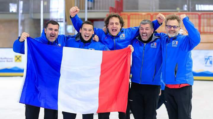 patineurs olympiques datant