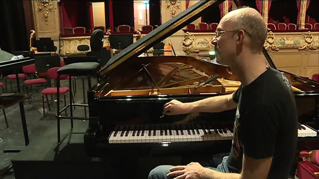 Son métier : facteur de piano ! / © France 3 Nice