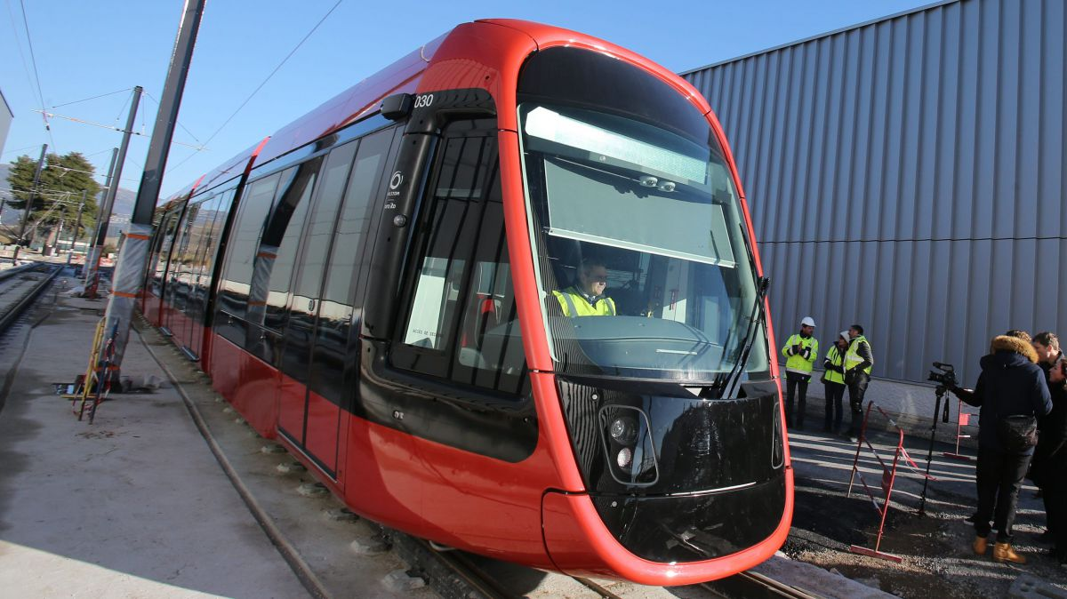 Nice : inauguration du Tram, programme et conditions de circulation