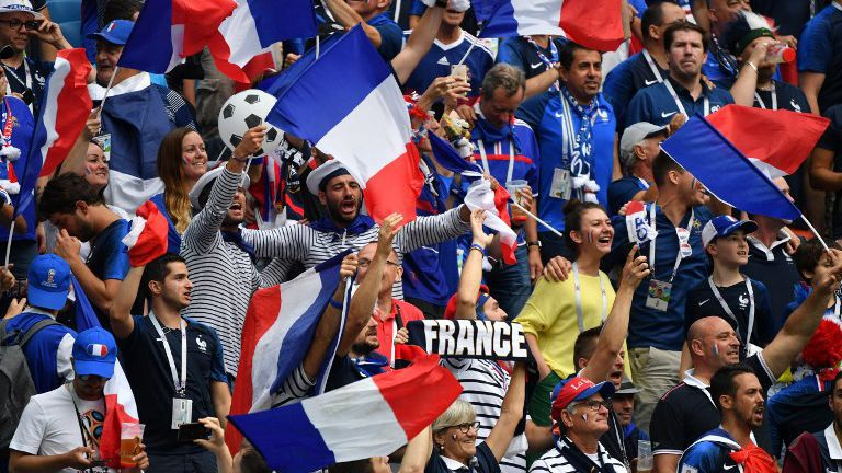 La France est championne du monde de football !