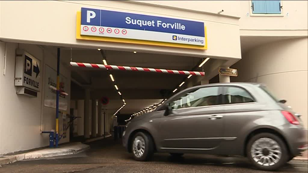 Le ville de Cannes va reprendre la gestion des 8 parkings souterrains gérés par le groupe Interparking / © France 3 Côte d'Azur