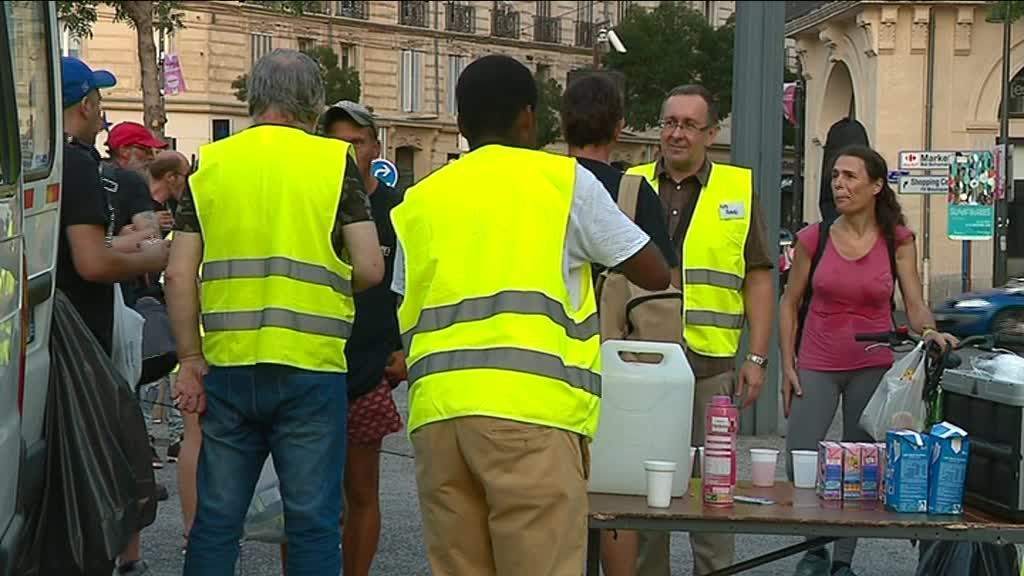 "Marseille : ""vendredi 13"" une nouvelle association caritative / © Image France 3 Provence / Sylvie Garat"