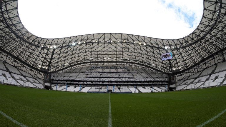 Le stade Orange Vélodrome accueillera les finales en 2020 / © Photo Boris Horvat/AFP
