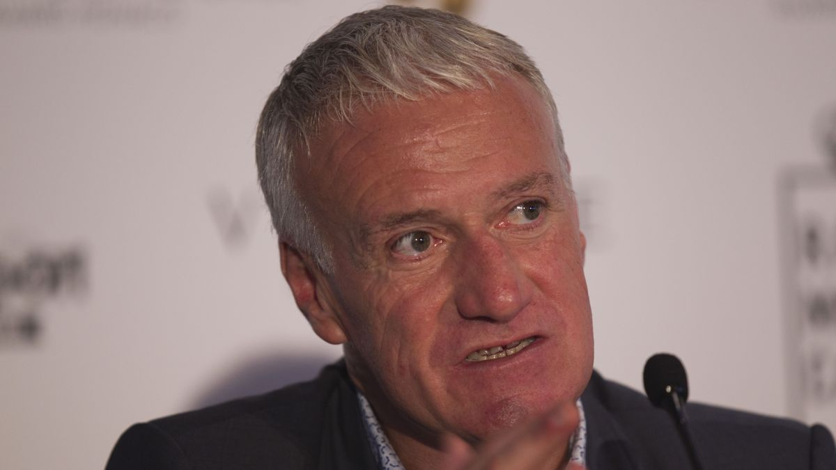 Pour Didier Deschamps Thierry Henry