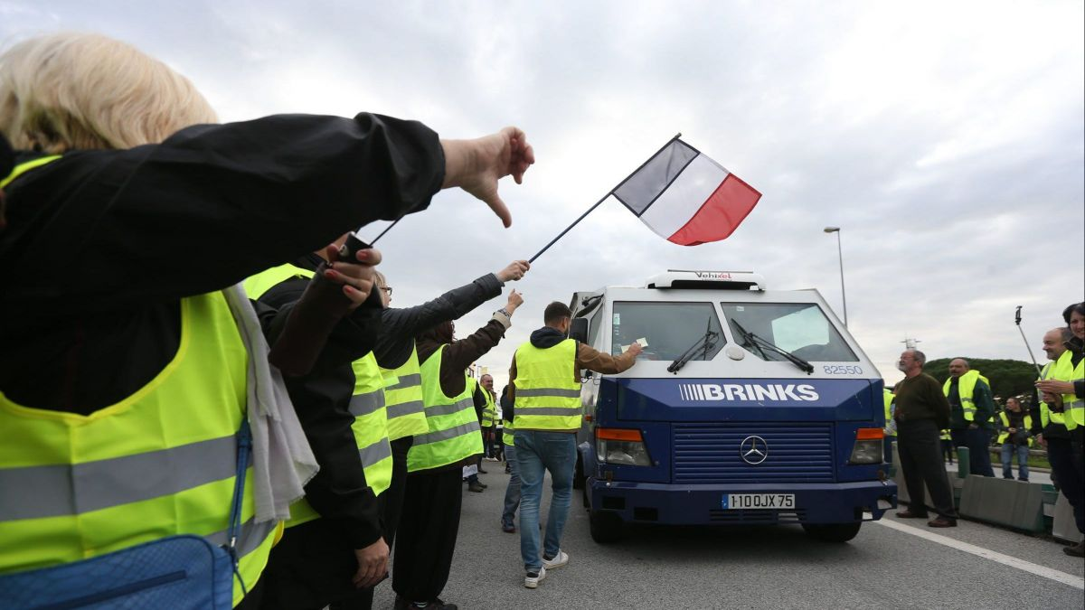 DIRECT. Gilets jaunes : le point sur les blocages ce mardi à Nice, Antibes, Fréjus...