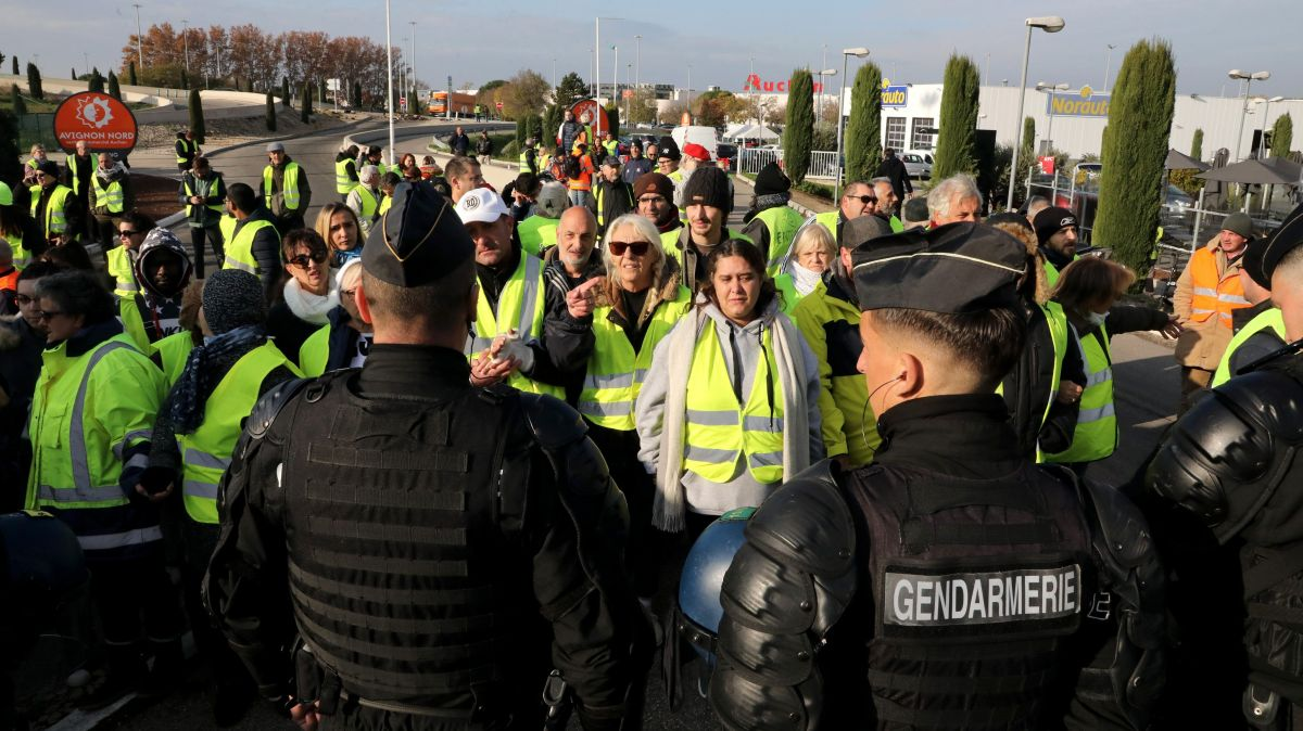 Gilets jaunes : les blocages ce mercredi à Marseille, Arles, Orange...