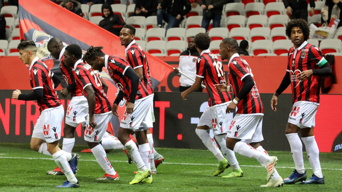 Ligue 1 -20e journée : l'OGC Nice bat Bordeaux 1 à 0