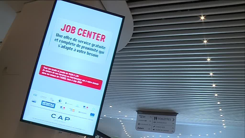 Saint-Laurent-du-Var : Cap 3000 crée un Job Center pour pourvoir 1 700 emplois