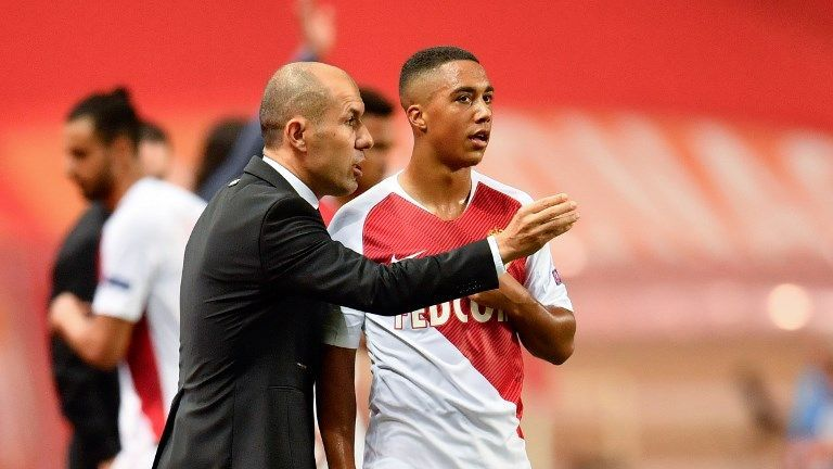 Leonardo Jardim a dirigé 233 matches avec l'AS Monaco. / © AFP / CHRISTOPHE SIMON