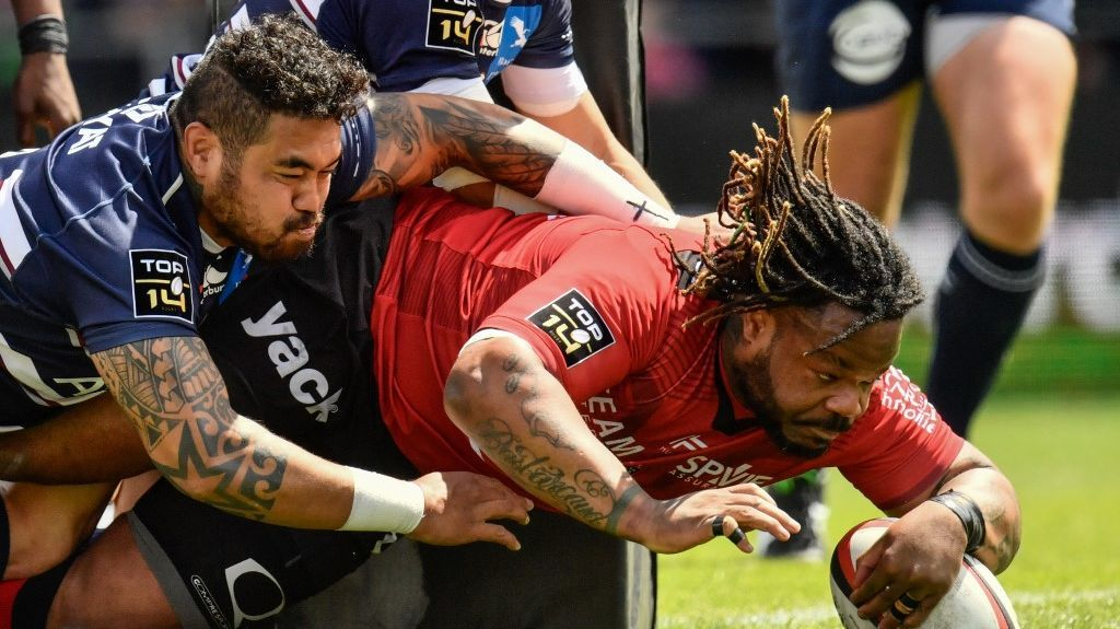 Le RC Toulon régale face à Bordeaux-Bègles (45-17)