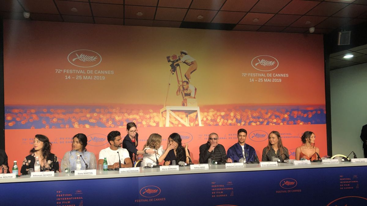 Festival de Cannes : Ophélie Bau quitte la projection de son propre film