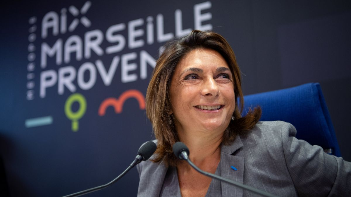 Marseille : Martine Vassal appelle à faire barrage au Rassemblement national