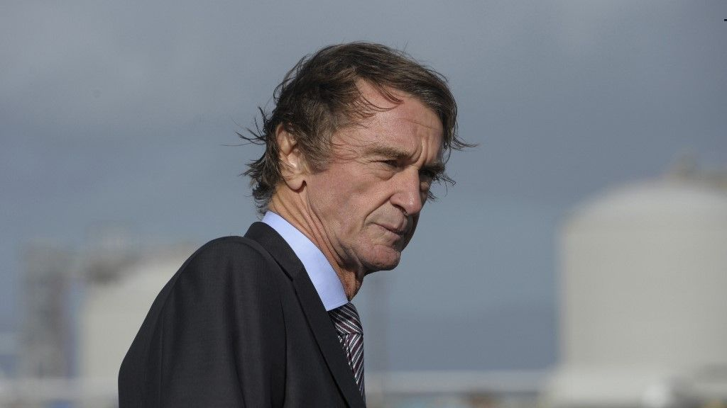Jim Ratcliffe / © Andy Buchanan / AFP