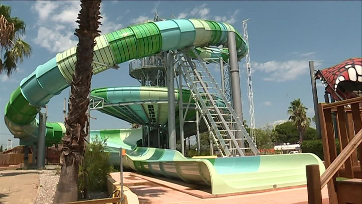 Aqualand à Fréjus : 2 accidents en 2 semaines