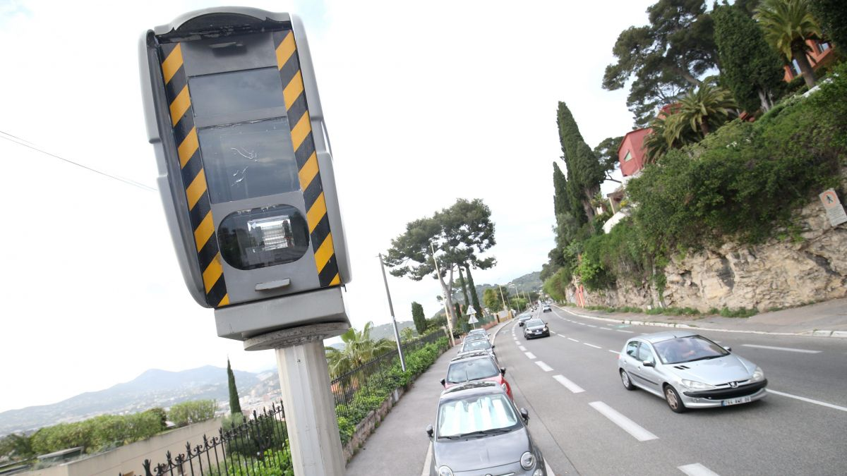 38 000 habitants à Monaco, 100 000 infractions sur les routes de France en 2018