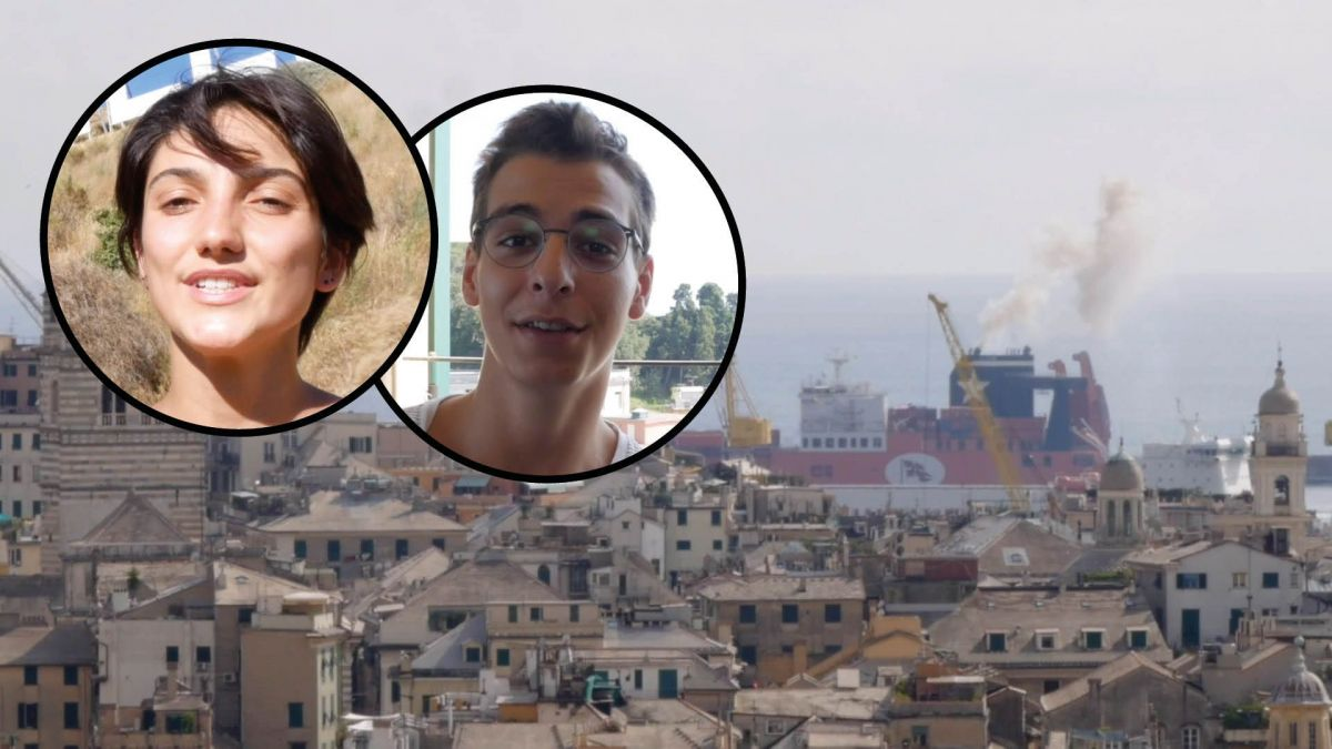 VIDEO. Marseille et Gênes, des villes qui battent des records de pollution de l'air, pourquoi ?