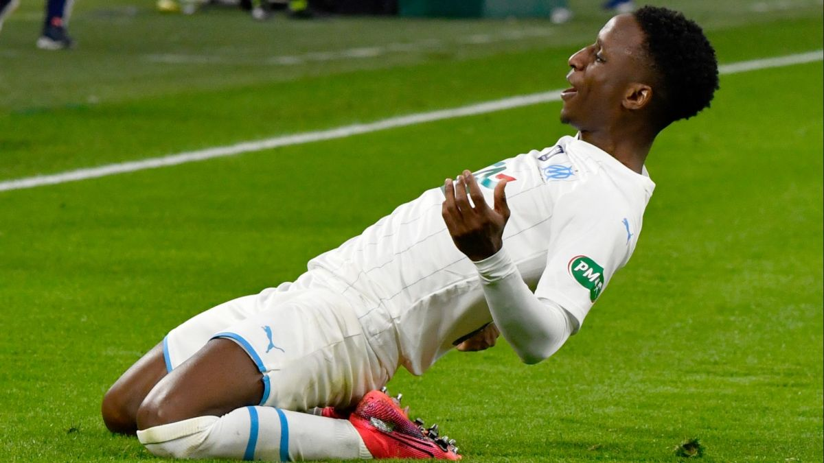 Coupe de France : un but magnifique et un penalty propulse l'OM en quarts de finale