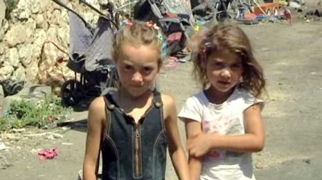 Enfants Roms à Marseille - archives France 3