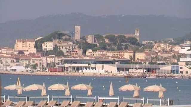 La ville de Cannes (Archives) / © France 3 Côte d'Azur