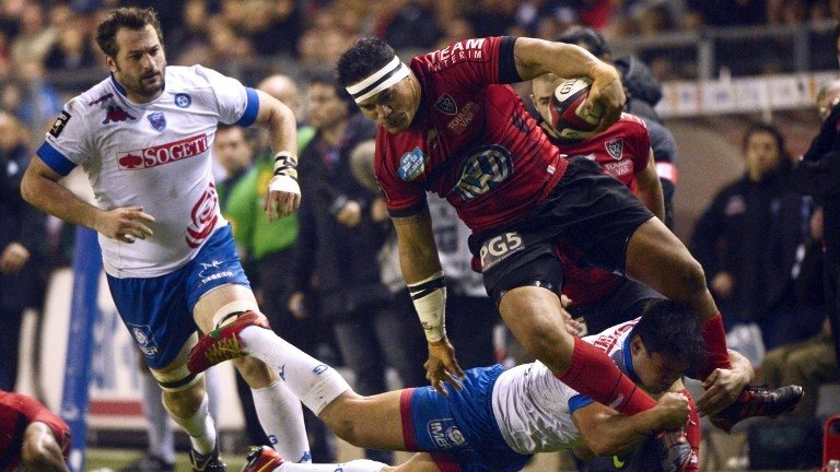 RCT-Grenoble - photo Anne-Christine Poujalat - Afp