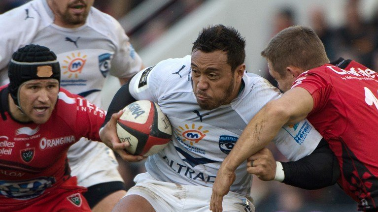 Coupe d'Europe/Top 14 - Montpellier: Tuitavake indisponible cinq semaines