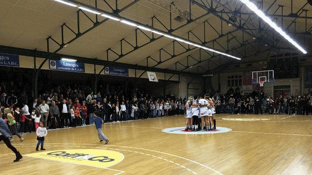 Basket : Victoire du LABC face � Reims