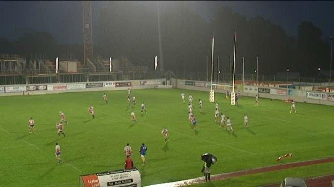 Rugby: Périgueux-Tulle annulé ce week-end