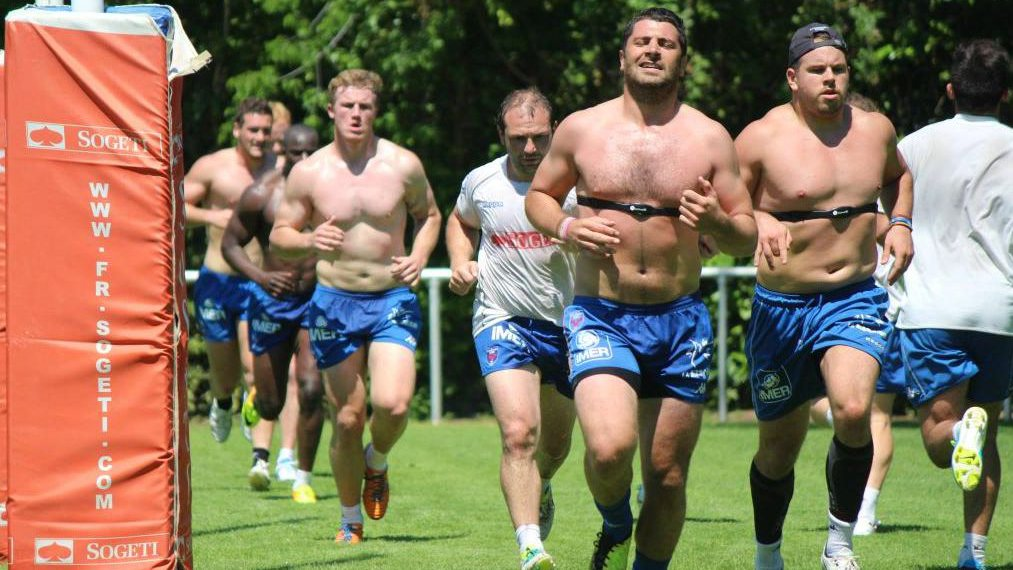 Rugby. Top 14 - Le FC Grenoble rugby reprend l'entraînement