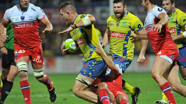 Top 14 : L'ASM s'impose face à Grenoble et empoche le bonus offensif (25-6)