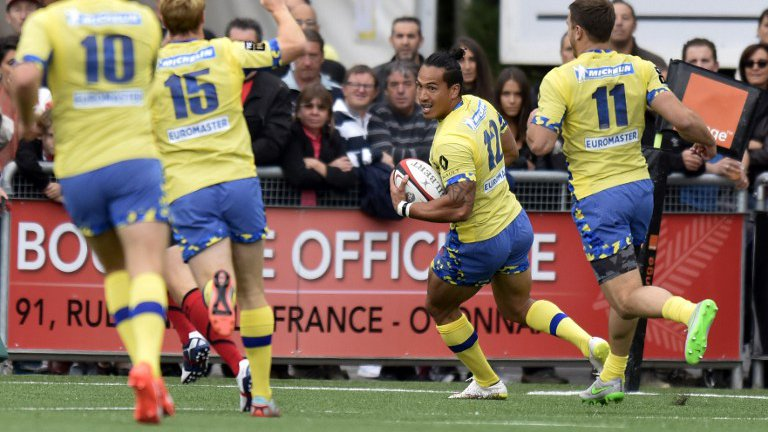 Top 14 : l'ASM s'impose face à Oyonnax (41-24)