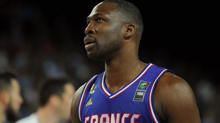 Mickael Pietrus, le fr�re de Florent rejoint le SLUC Nancy BAsket