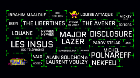 Major Lazer, The Libertines, Souchon et Voulzy au Vieilles Charrues 2016