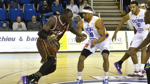 Chalons-Reims - Orleans (Pro A)