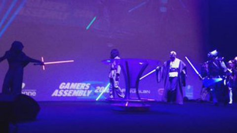 Gamers Assembly : c'est parti !