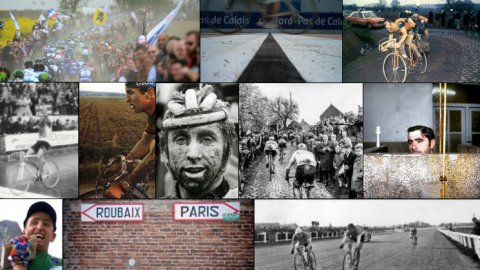 Paris-Roubaix : la légende en 120 photos