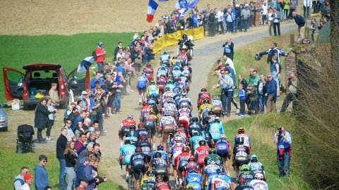 Paris-Roubaix 2016 en direct live streaming