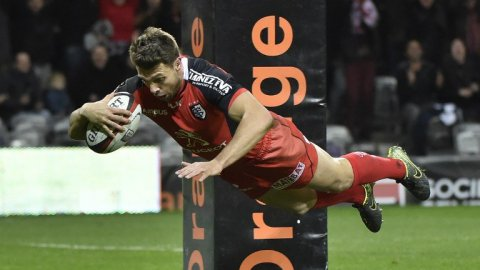 Transferts - Top 14 : Vincent Clerc officiellement Toulonnais