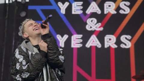 Main Square 2016 : le concert de Years & Years en direct live streaming