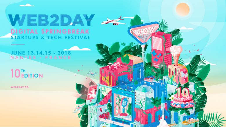 Affiche Web 2 Day 2018