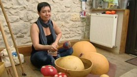 Anne Boutin-Pied, musicienne-conteuse / © France 3 Centre
