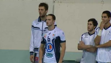 Le Tours volley ball / © France 3 Centre