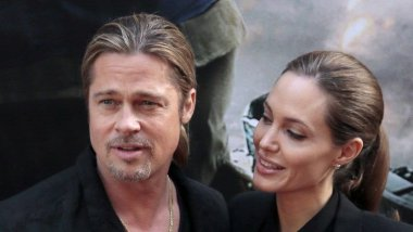 Brad Pitt et Angelina Jolie - Photo d'Archives / © JACQUES DEMARTHON / AFP