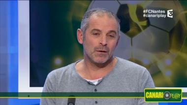 Vincent Bracigliano, l'ancien Nantais dans Canariplay / © France 3