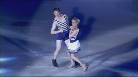 Pernelle Carron et Lloyd Jones / © France 3 Centre